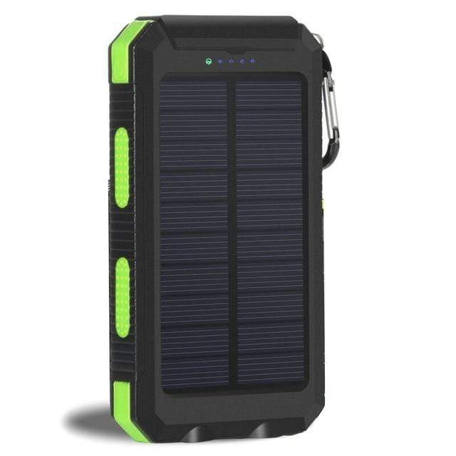 20,000mah Solar Powerbank