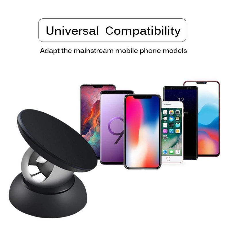 360° Universal Magnetic Phone Holder