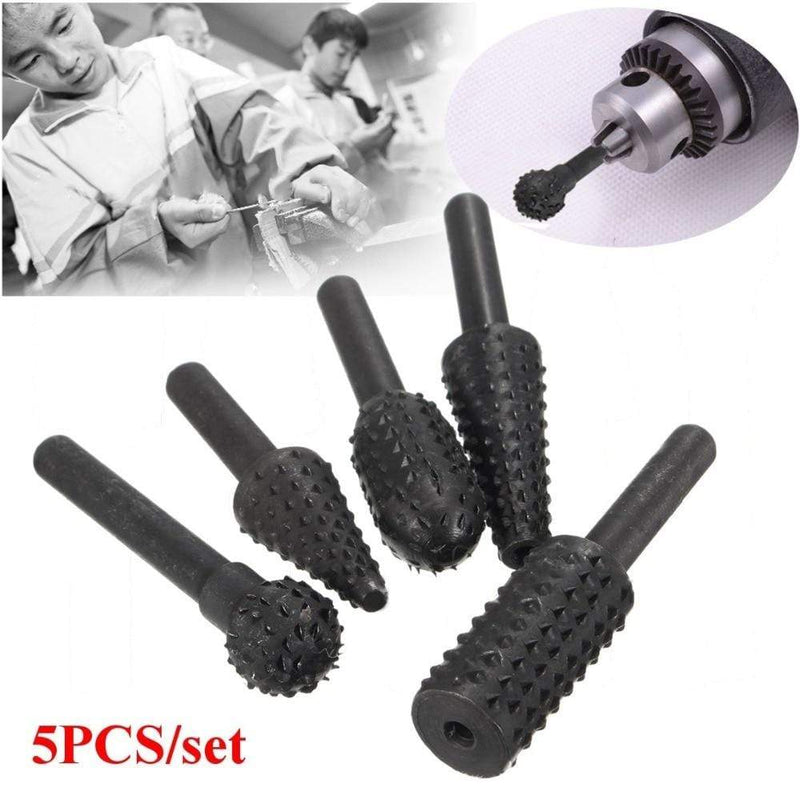 5pcs 1/4'' DIY Drill Bit Set