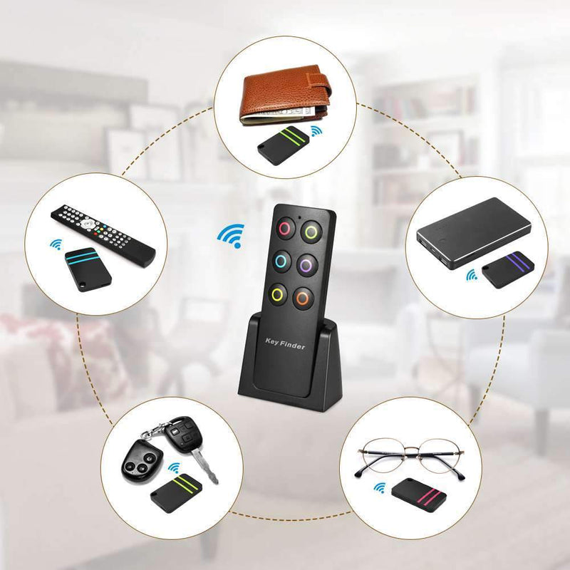 6 in 1 Multiple Bluetooth Tracker