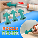 Silicone Caulking Nozzle Finisher Set