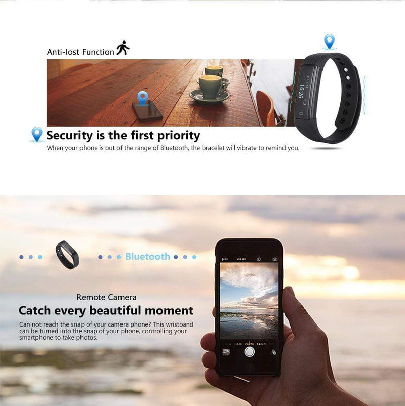 Activity Tracker Smartwatch