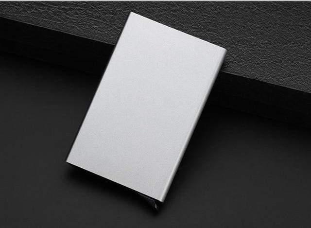 Aluminum Anti RFID Card Holder
