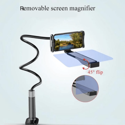 Cinemax™ 2 IN 1 - HD Phone Screen Amplifier And Bracket