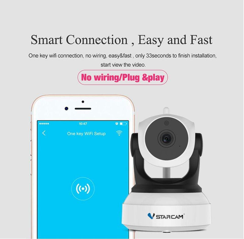 DigiEye™ Wireless Night Vision Motion Detection Camera