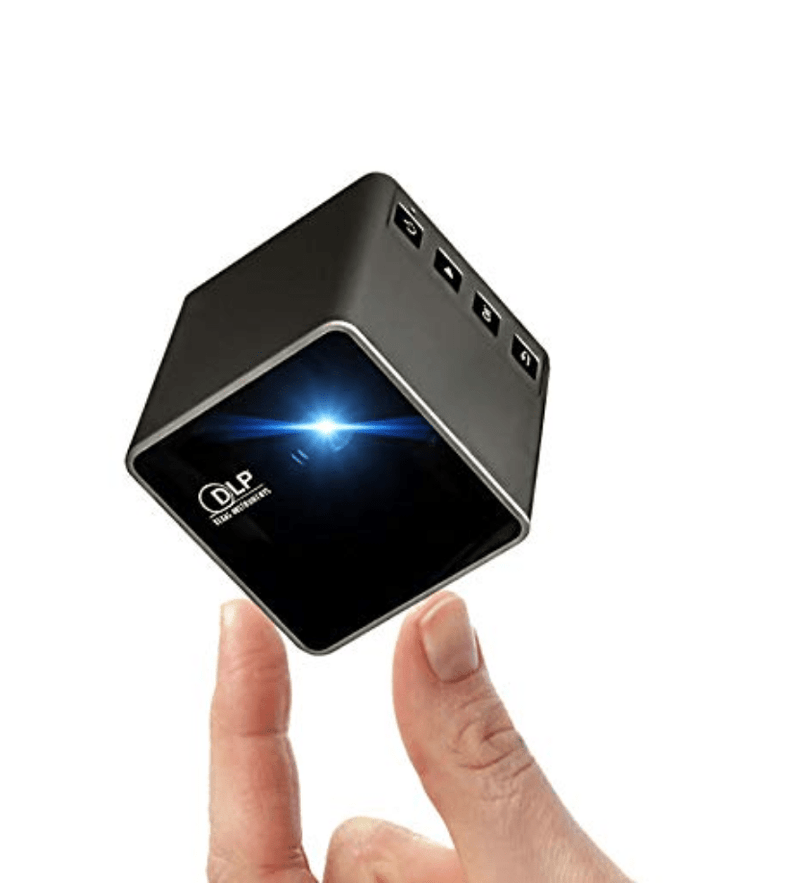 DLP Smart WiFi Projector