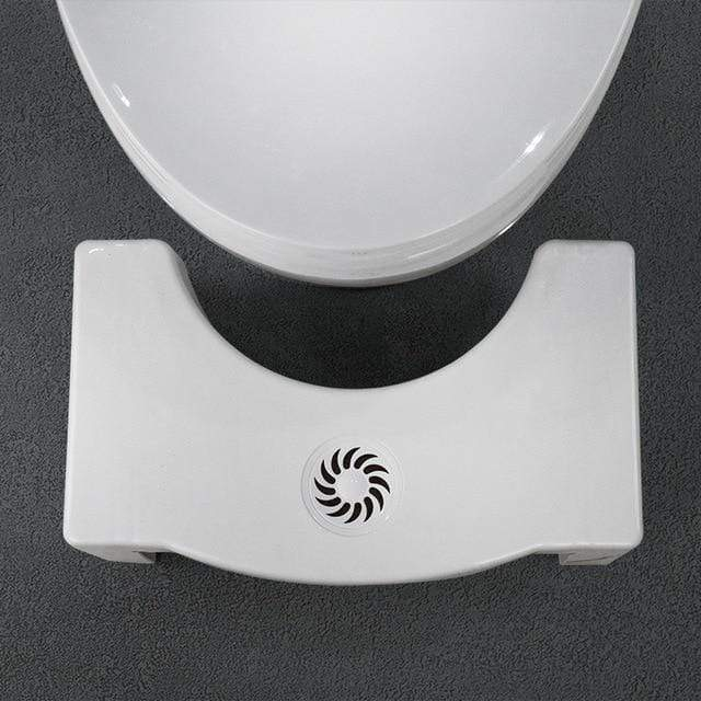 Folding Toilet Footstool
