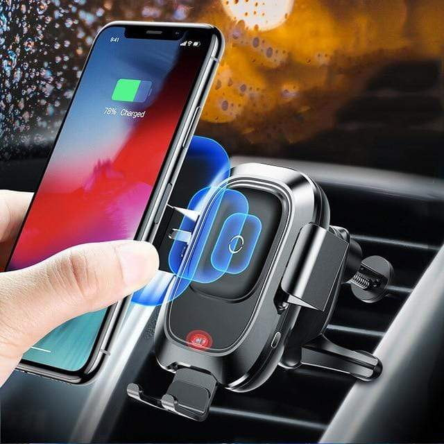 Intelligent Inductive Wireless Charger For iPhone & Android