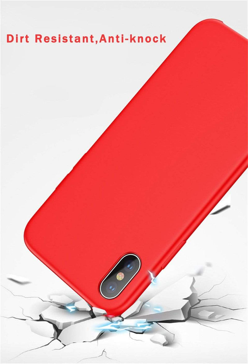 iPhone Silicon Protective Case