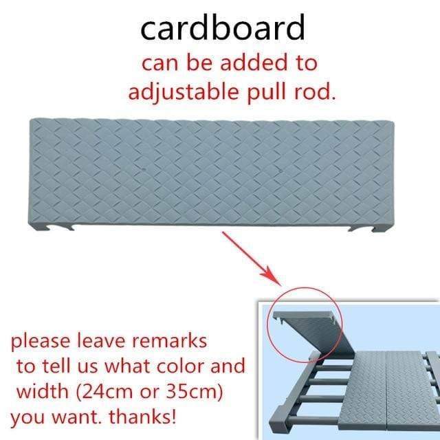 IronClad Adjustable Shelf Organizer