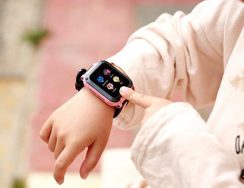 Kids Waterproof Smart Watch