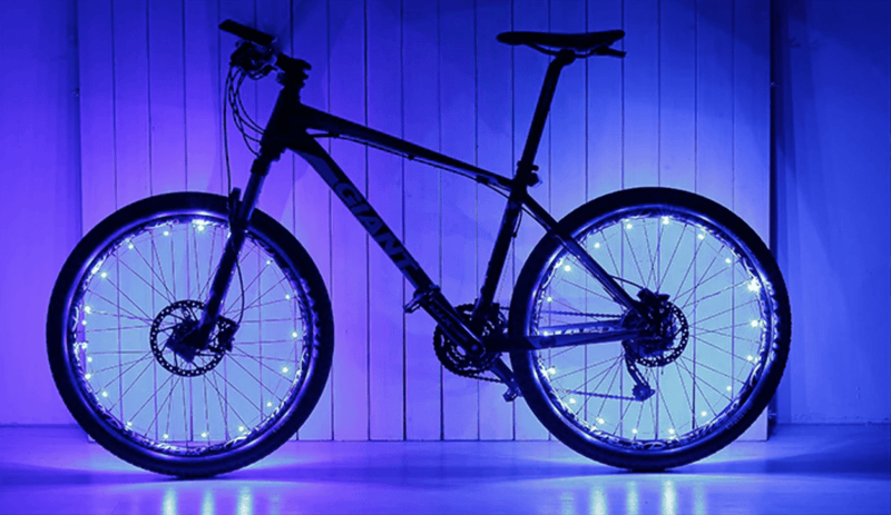 LED Bicycle Wheel Light