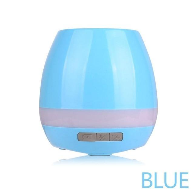 LED Bluetooth Music Planter Pot