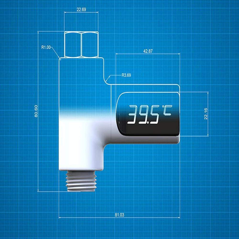 LED Digital Thermometer