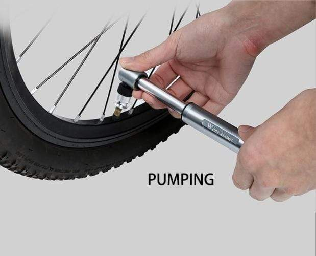 Mini Portable Bike Air Pump