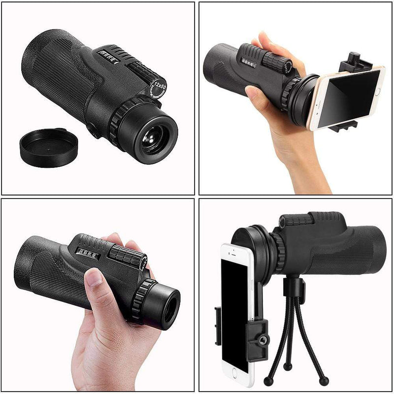 Premium 40X60 Optical Zoom Lens