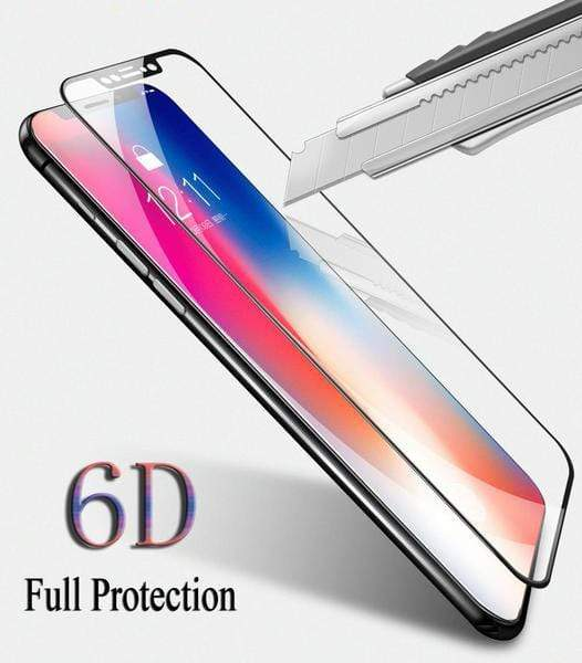 Samsung 6D Curved Edge Tempered Glass Screen Protector