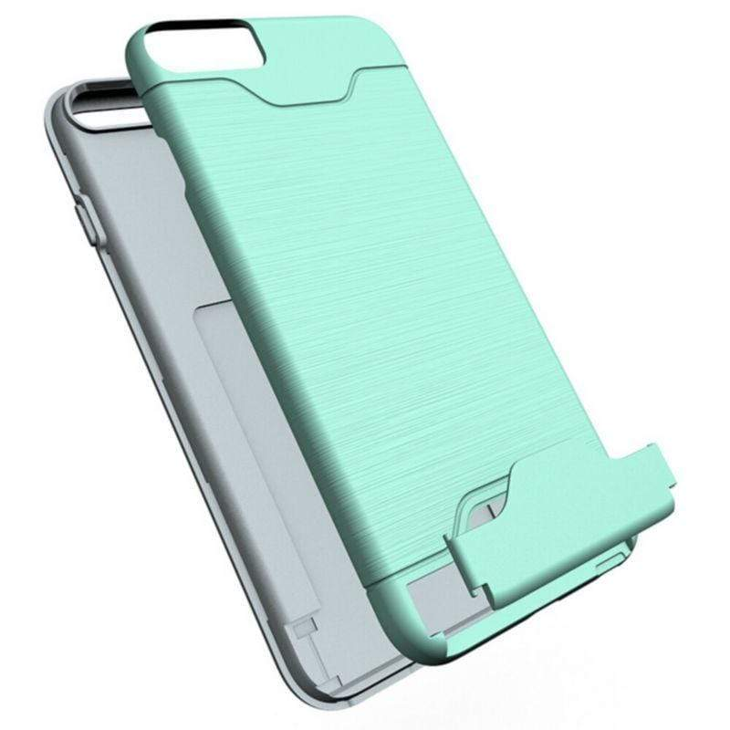 Smart Card Slot Stand Case