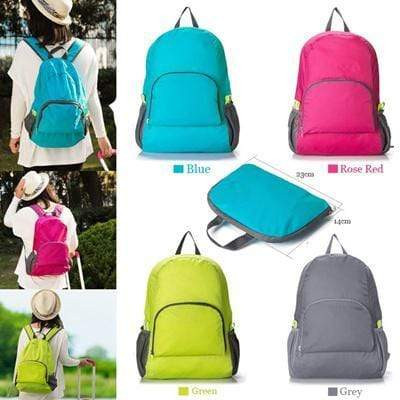 Ultimate Foldable Backpack