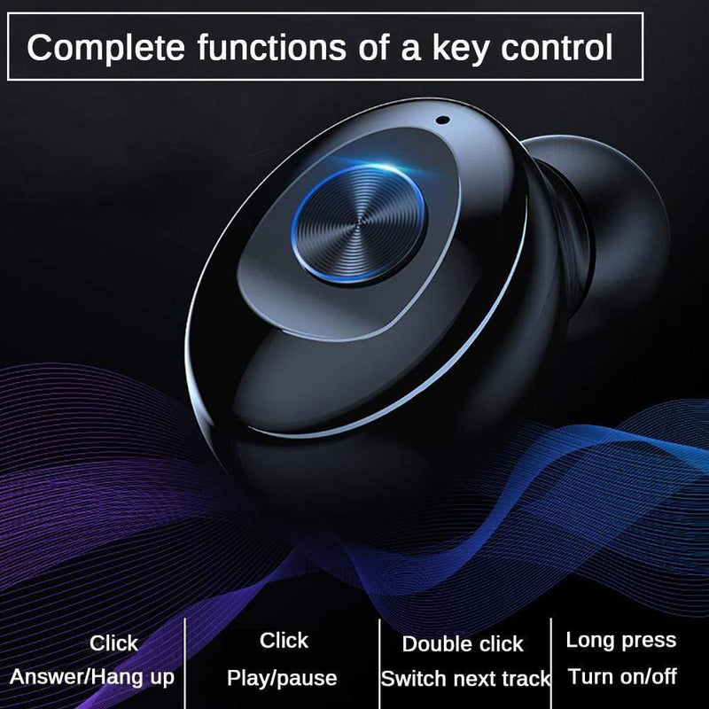 UltraBass™ 5D Wireless Earbuds