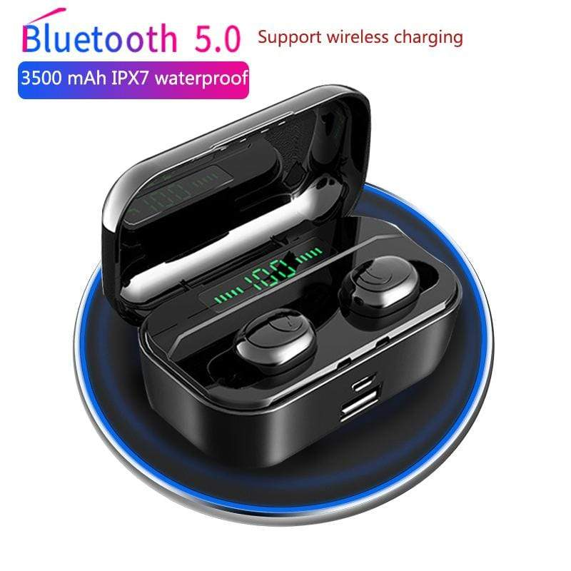 UltraLife ™ Bluetooth 5.0 Wireless Earphones