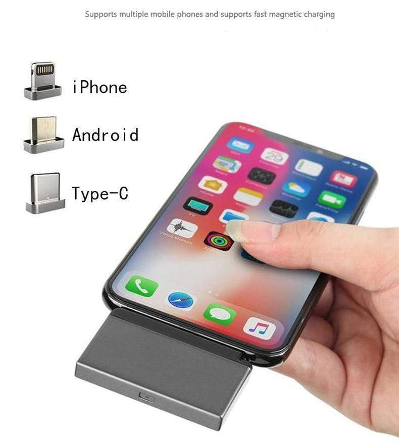 Universal Wireless Magnetic Charger