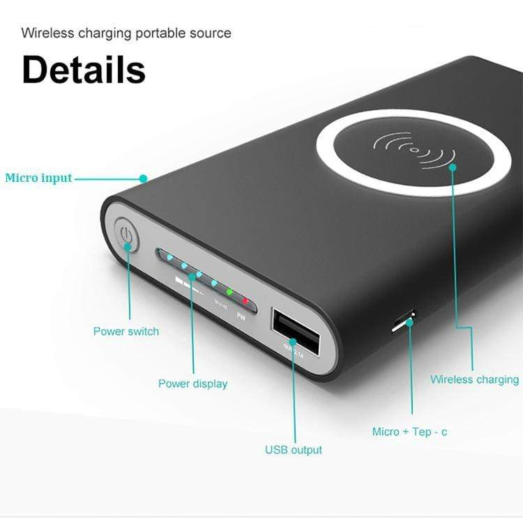 Wireless Powerbank