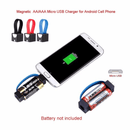 World's Smallest Emergency Phone Charger