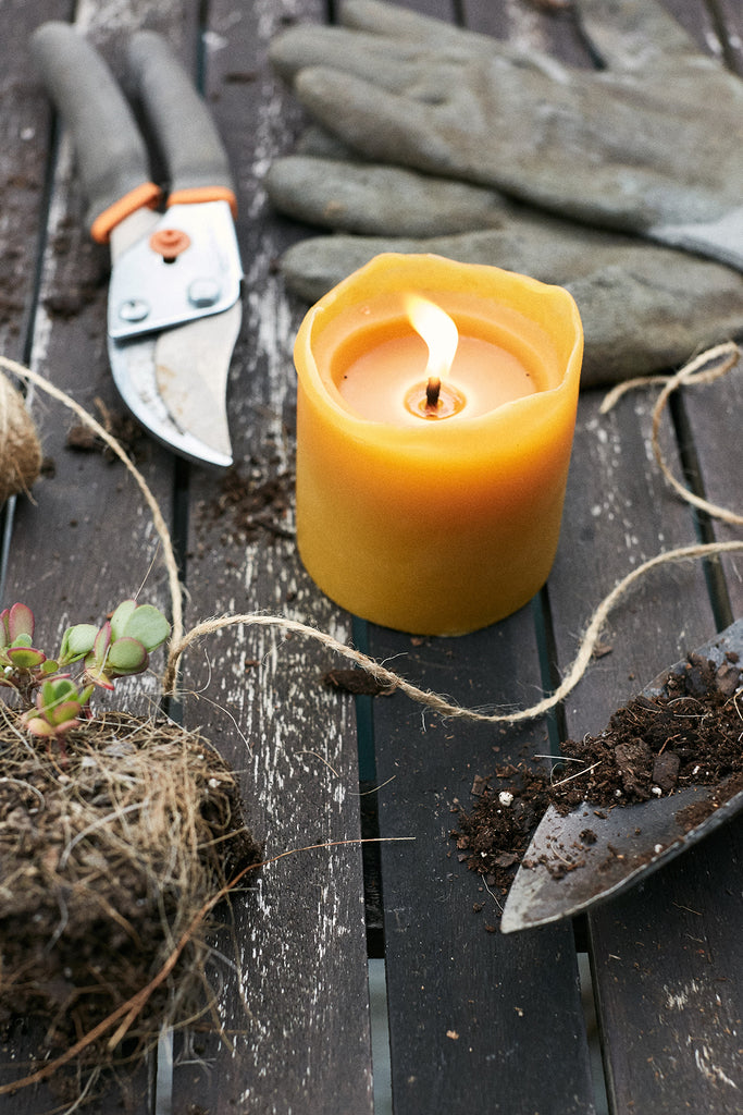 Beeswax Candle Workshop
