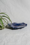 Candle Plate | Cobalt
