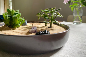 DIY Mini Zen Garden Kit