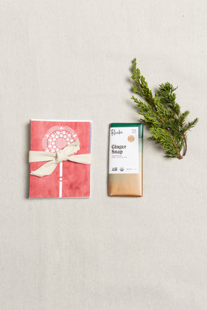 Floral Note Card Gift Set