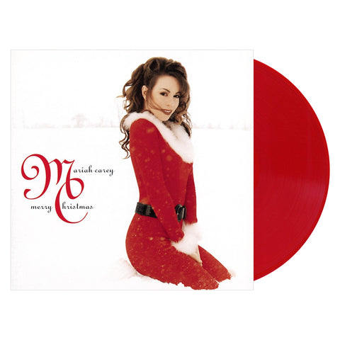 Mariah Carey Merry Christmas LP