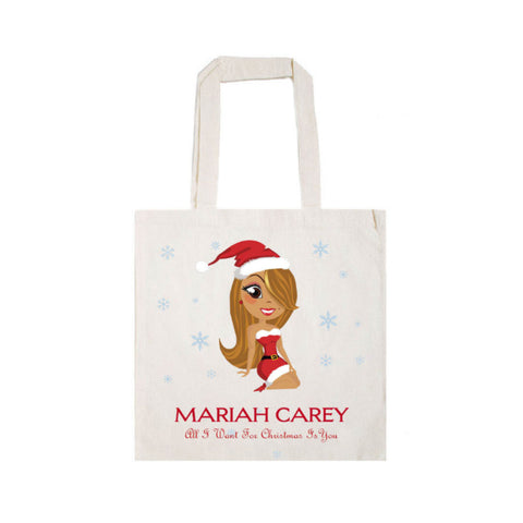 Cartoon MC Tote