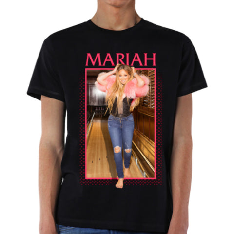 Mariah Carey Lane Photo Tee