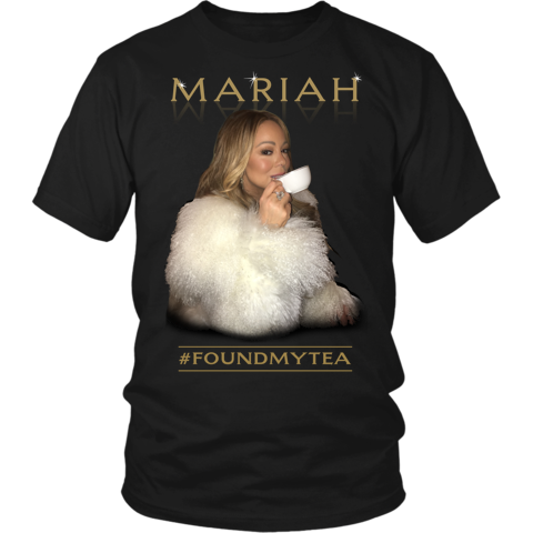 #FoundMyTea Tee (Print on Demand)