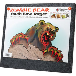 Hips ZOMBIE Youth Bow Archery Target
