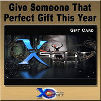 Xspot Archery Gift Card Gift Certificate