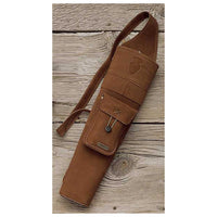NEET Traditional Back Quiver TBQ3  Leather Suede
