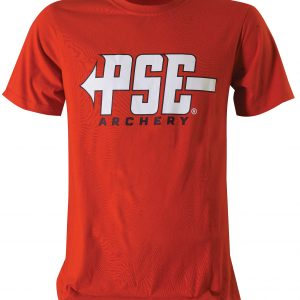 PSE T- SHIRT RED LARGE