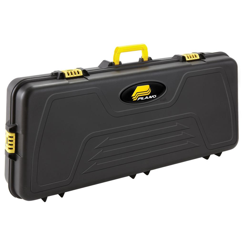 Plano 114400 Protect Series Parallel Limb Bow Case Blk W/Y*