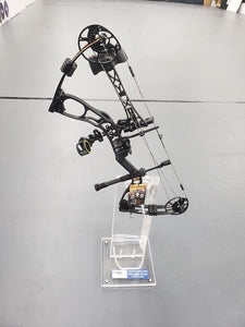 2021 ELITE EMBER BLACK COMPOUND BOW PACKAGE