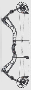 Bowtech Amplify 8-70# RH Black W / Ready To Shoot Pkg
