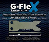 HAMSKEA G-FLEX™ WIDE ARROW REST LAUNCHER