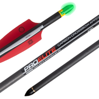 TENPOINT CROSSBOW LIGHTED PRO ELITE CARBON CROSSBOW ARROWS