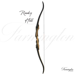FARMINGTON ROCKY HILL  T/D RECURVE BOW 62/40 RH