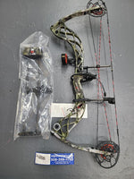 Bowtech Carbon ZionDXL  Rh 70# Altitude Country