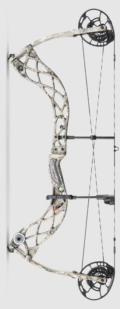 Bowtech Carbon Zion Rh 60# Realtree Edge RAK Kit