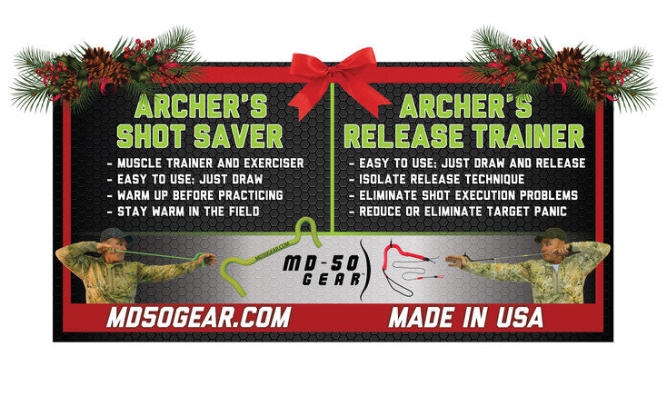 Archers Shot Saver 27# Red
