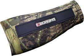 Bohning Slip-On Armguard - Large - Camo